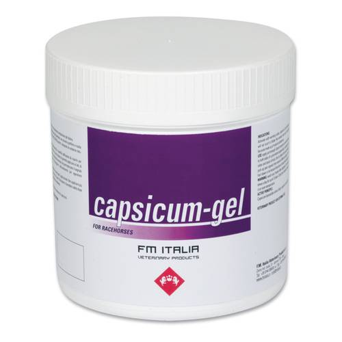 CAPSICUM GEL 750ML