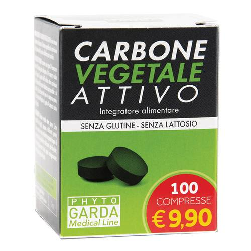 CARBONE VEGETALE PG 100CPR