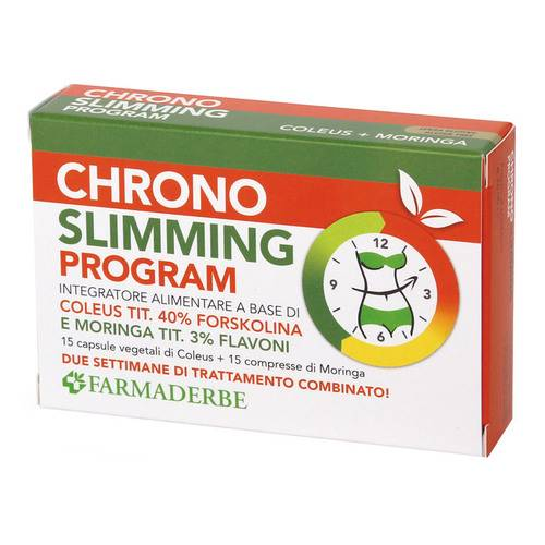 CHRONO SLIMMING PROGRAM 30CPS