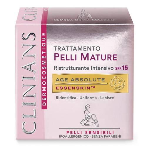 CLINIANS CR PELLI MATURE 50ML