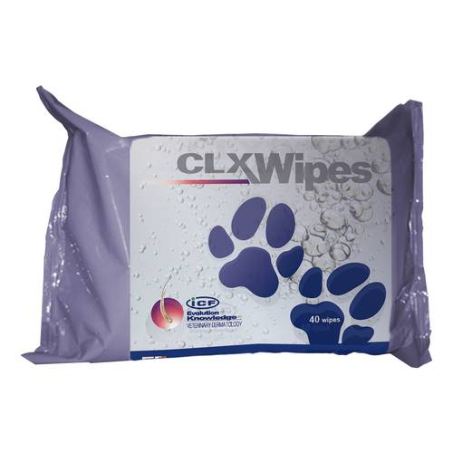 CLX WIPES 40 SALVIETTE