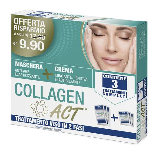 COLLAGEN ACT TRATT VISO 2 FASI