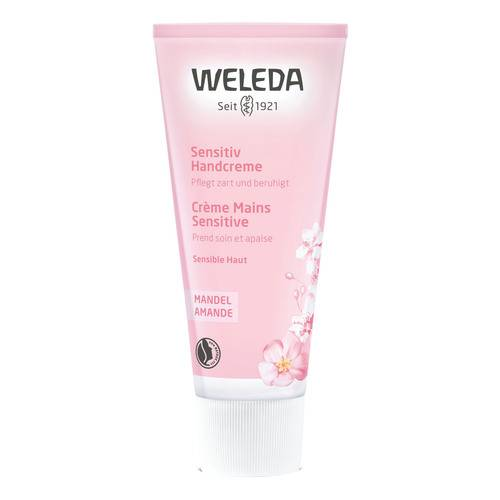 CREMA MANI MANDORLA SENSITIVE