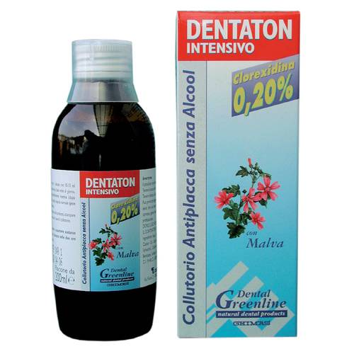 DENTATON Colluttorio Intensivo 0,20  200 ml