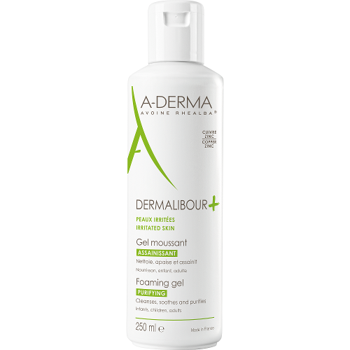 DERMALIBOUR + GEL 250ML ADERMA