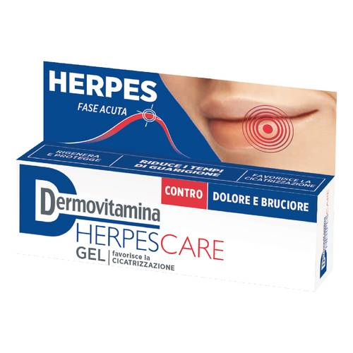 DERMOVITAMINA HERPESCARE 8ML