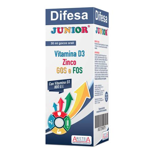 DIFESA JUNIOR GOCCE ORALI 30ML