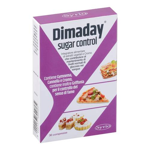 DIMADAY SUGAR CONTROL 30CPR
