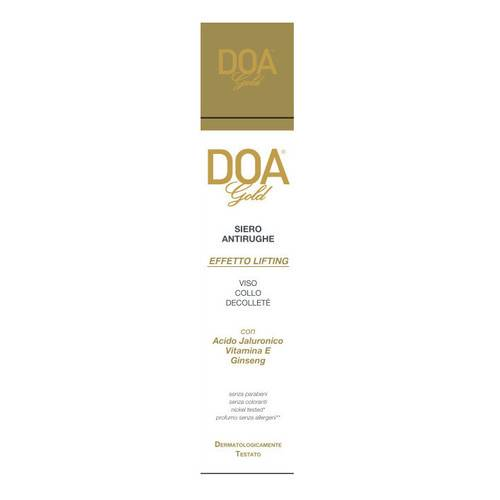 DOA GOLD SIERO ANTIRUGHE 30ML