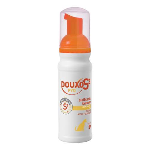 DOUXO S3 PYO MOUSSE 150ML