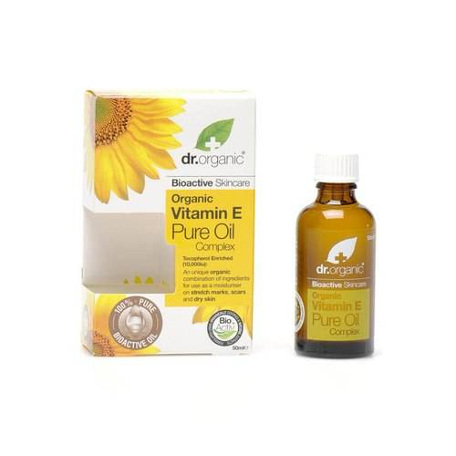 DR ORGANIC VIT E PURE OIL 50ML
