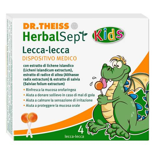 DR THEISS HERBALSEPT KIDS 4PZ