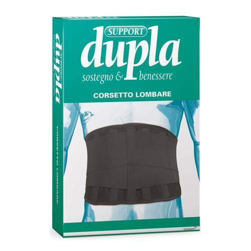 DUPLA SUPPORT CORSETTO LOMB 5