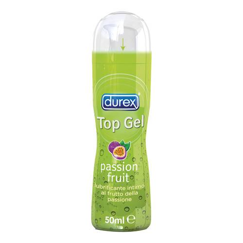 DUREX TOP GEL PASSION FRUIT 50