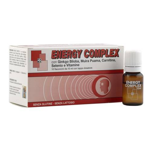 ENERGY COMPLEX GINGKO 10FL10ML