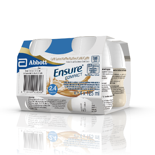 ENSURE COMPACT CAFFE 4X125ML