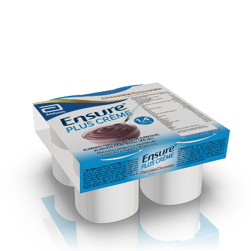 ENSURE PLUS CREME CIOC 4X125G