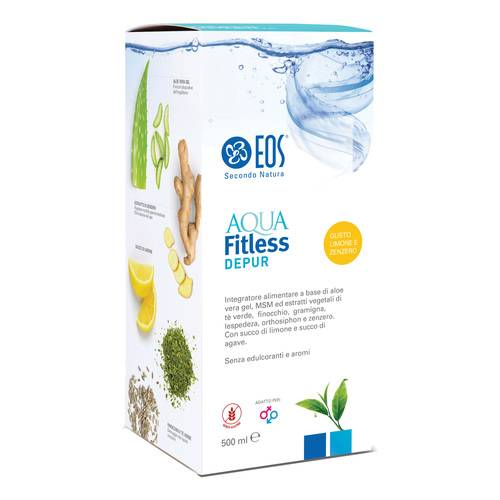 EOS AQUA FITLESS DEPUR 500ML
