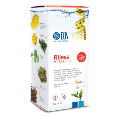 EOS FITLESS METABOLIC 500ML
