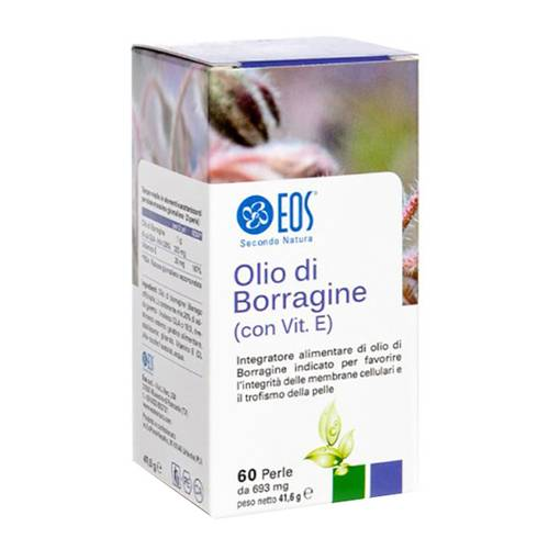 EOS OLIO BORRAGINE 60PRL 690MG