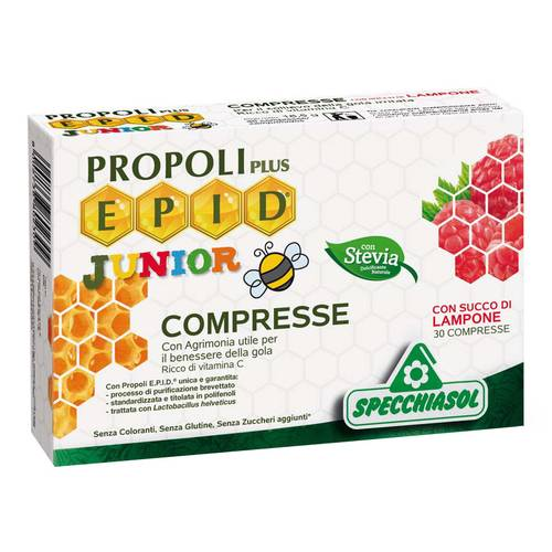 EPID Junior Integratore 30 Tavolette