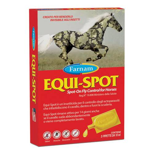 EQUI-SPOT 3PIPETTE 10ML