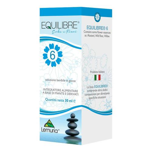 EQUILIBRE 6 Flacone 30 ml