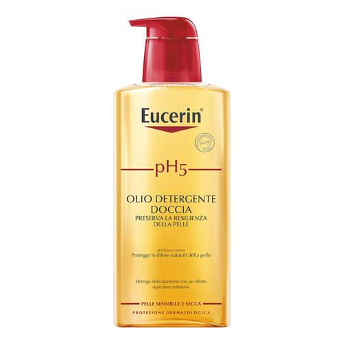 EUCERIN PH5 OLIO DOCC400+400ML