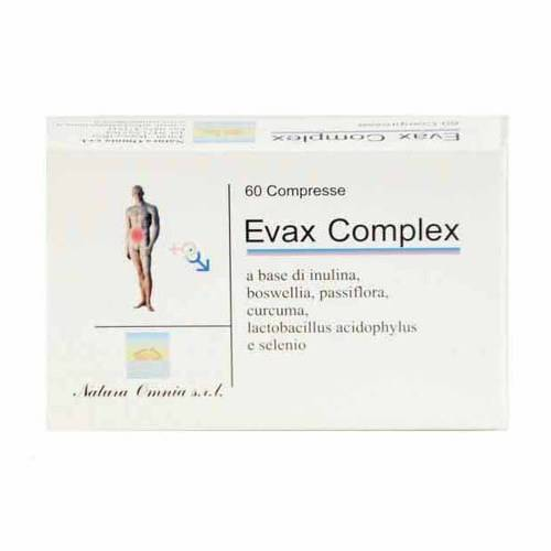 EVAX COMPLEX 60CPR 600MG