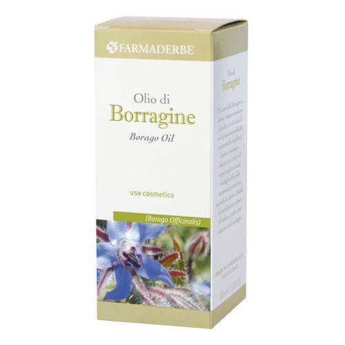 FARMADERBE Olio Borragine 100 ml