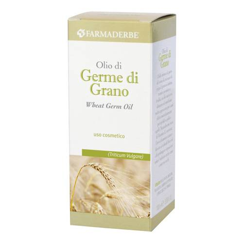 FARMADERBE Olio Germi di Grano 100 ml
