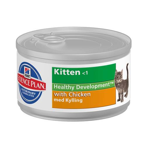 FELINE KITTEN CHICKEN 85G