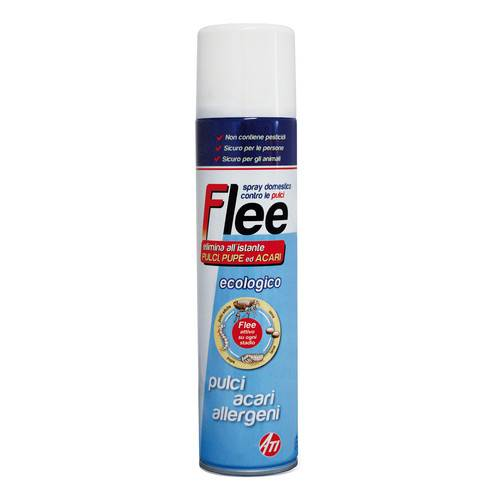 FLEE SPRAY DOMESTICO ANTIPULCI