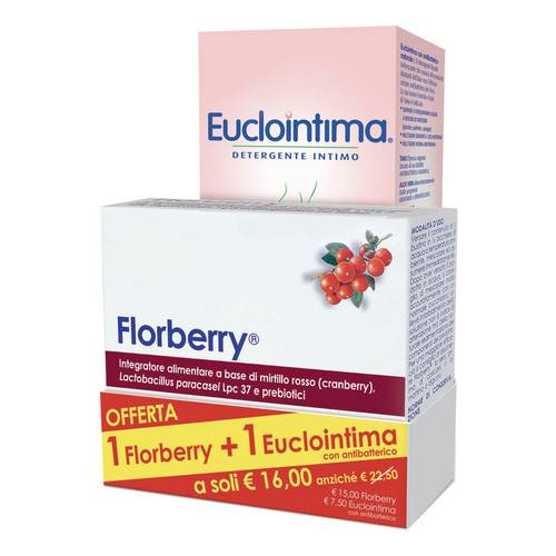 FLORBERRY 10BUST + EUCLOINTIMA