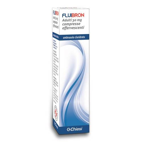 Fluibron 30 Compresse Effervescenti Adulti 30 mg