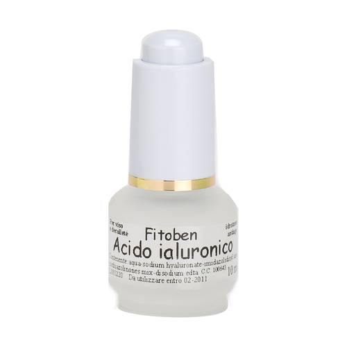 FLUIDO ACIDO IALURONICO 10ML