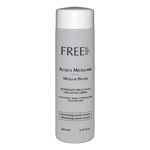 FREE AGE ACQUA MICELLARE 200ML
