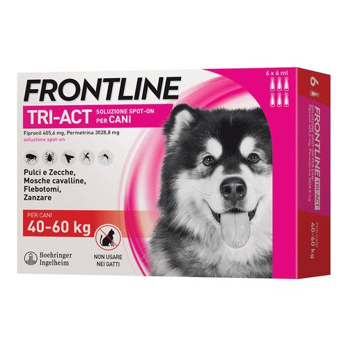 FRONTLINE TRI-ACT*6PIP 40-60KG