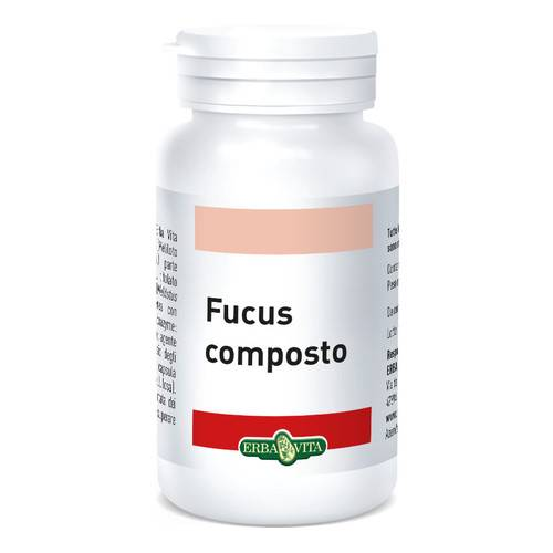 FUCUS COMP 60CPS 400MG FL