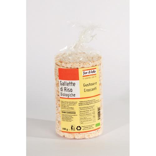 Gallette di Riso Nature 100 g