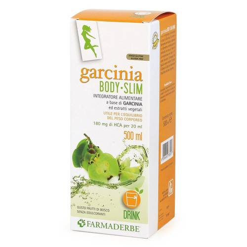 GARCINIA BODY SLIM 500ML