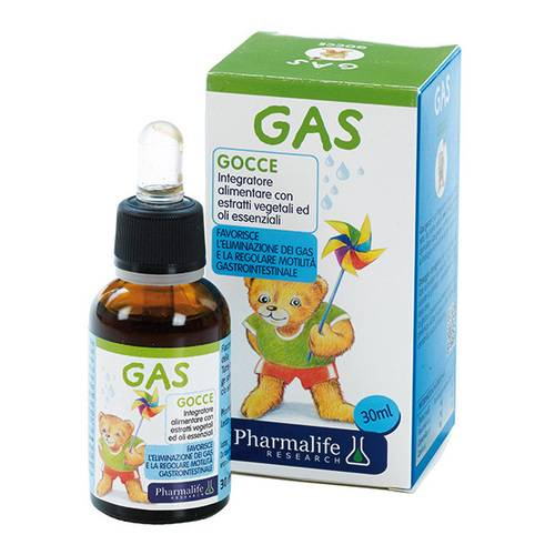 GAS GOCCE 30ML