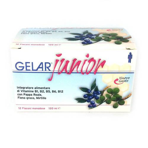 GELARJUNIOR 12F 10ML