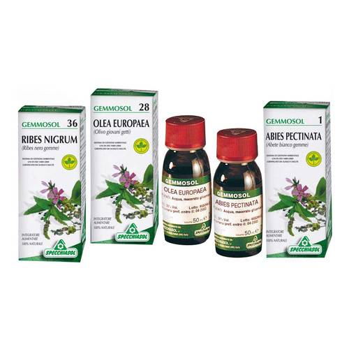 GEMMOSOL 40 LAMPONE Getti   50 ml