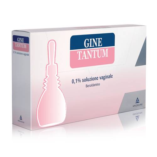 GINETANTUM*10FL 10ML 500MG