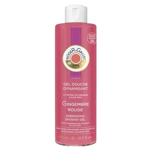 GINGEMBRE ROUGE GEL DOCC 400ML