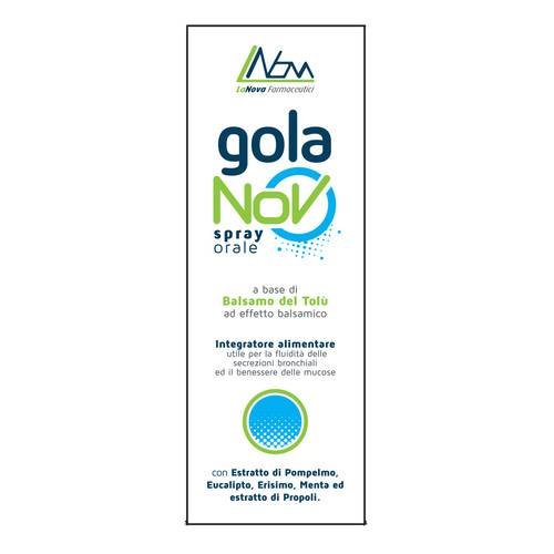 GOLANOV SPRAY 20ML