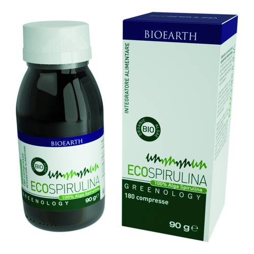 GREENOLOGY ECOSPIRULINA1000CPR
