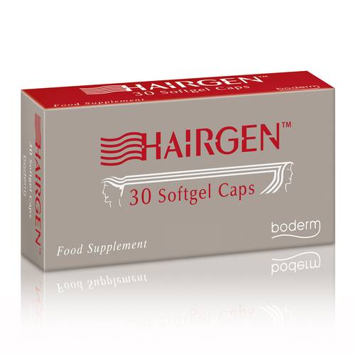 HAIRGEN SOFTGEL 30CPS
