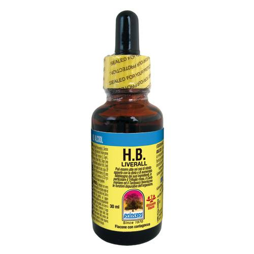 HB LIVERALL 30ML